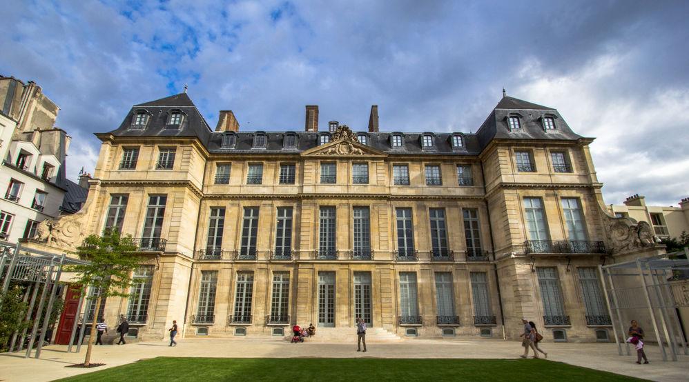 Museo Picasso Paris.El Museo Picasso Paris S Il Vous Plait